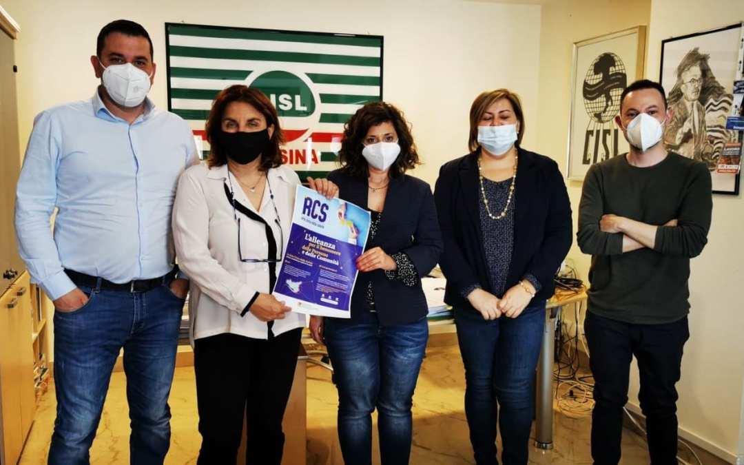 Tutela dei cittadini ed accesso ai servizi sanitari, incontro tra Rete Civica Salute e Cisl Messina