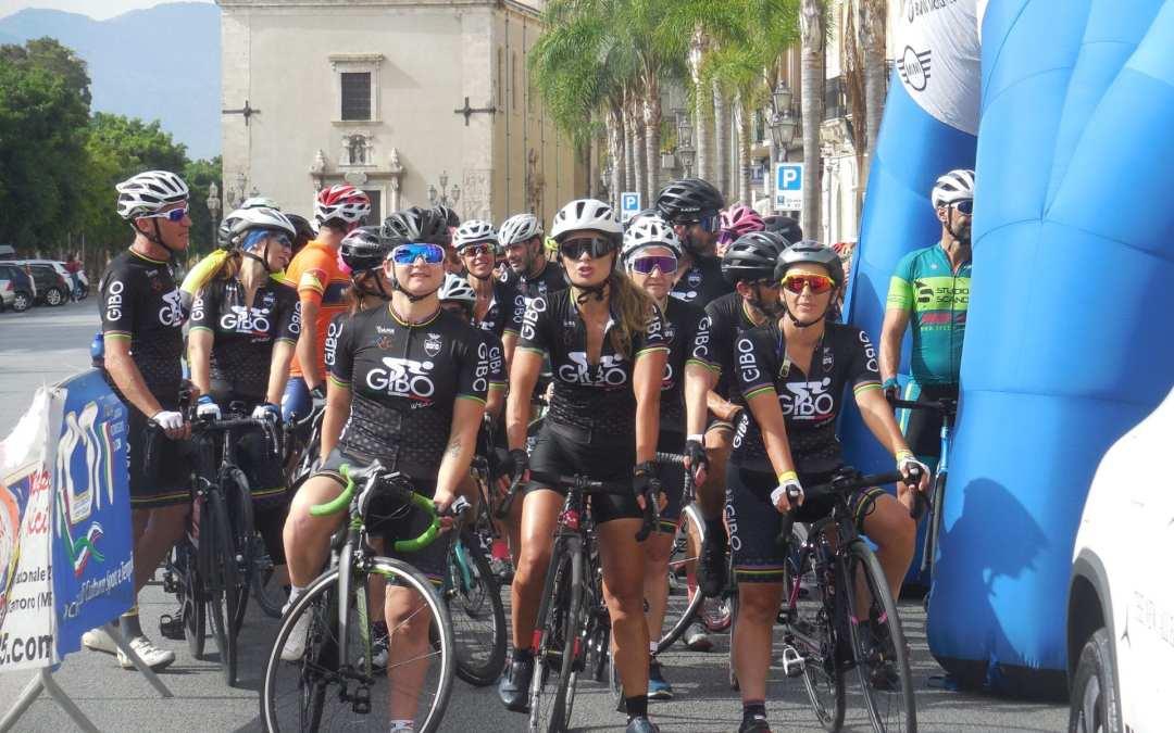 Milazzo. Partecipazione e solidarietà alla cicloturistica dal Tindari al Tono
