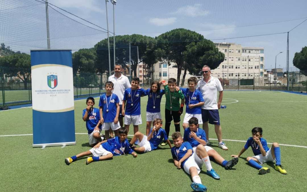 Barcellona PG. Calcio, ai 'Pulcini' della Vivi Don Bosco Oreto il Torneo Arcobaleno FIGC