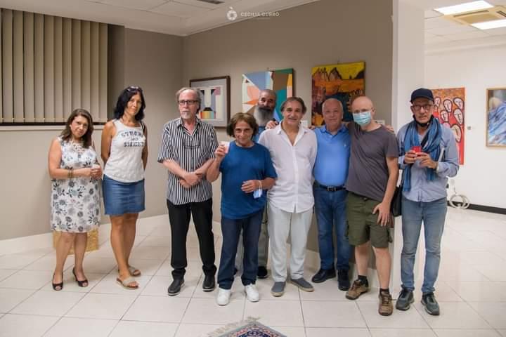 """Castroreale. La Mostra Collettiva """"Artisti dello Stretto"""" a cura di Andrea Calabrò"""