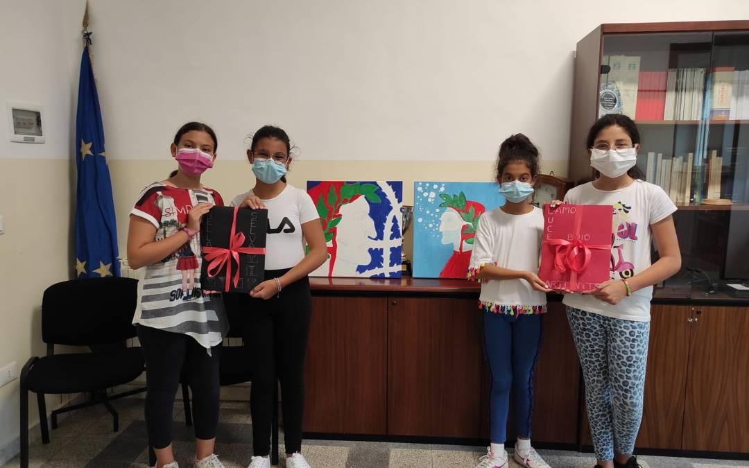 Barcellona PG. I. C. Capuana. Gli alunni della scuola secondaria Verga celebrano Dante Alighieri con il Pon ArtDante