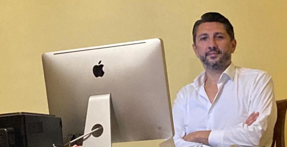 Barcellona PG. Gianluca Sidoti, nuovo coordinatore cittadino Forza Italia