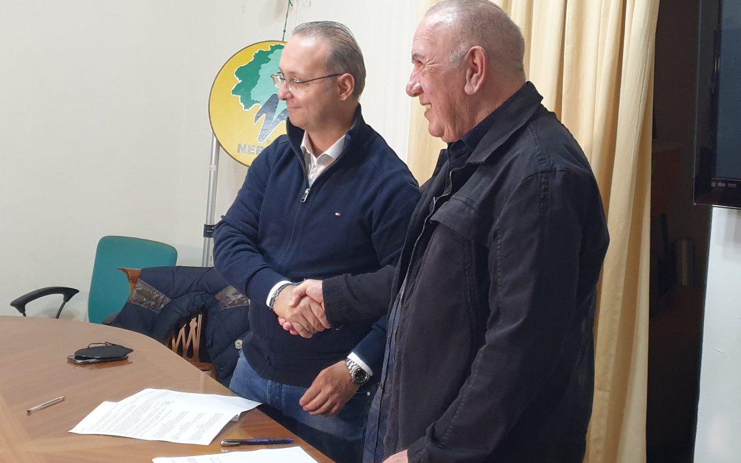 """Fiumara D'Arte e Parco dei Nebrodi siglano protocollo: """"Natura e Cultura insieme per futuro dei Nebrodi"""""""