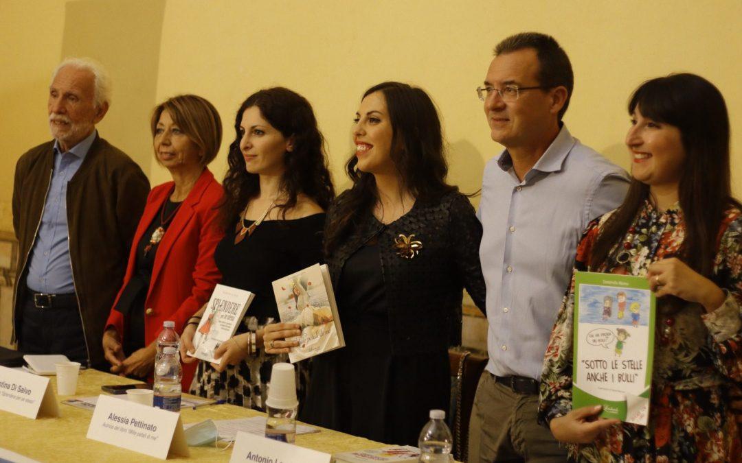A Milazzo 'L'adolescenza e le sue emozioni', presentati i tre libri delle autrici Valentina Di Salvo, Alessia Pettinato e Donatella Manna