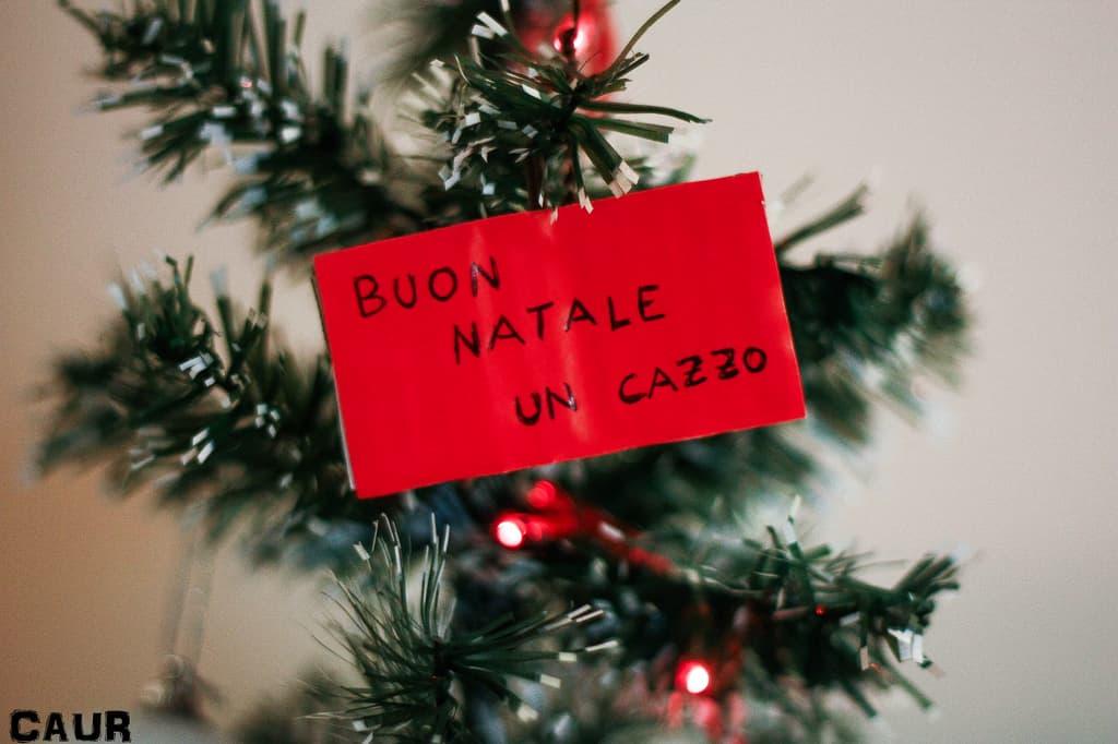Buon Natale Particolare.Auguri Particolari Da Nuke Ora Zero