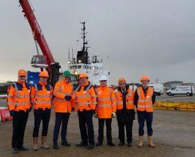 Peterson UK Sets Up Base in Port of Lowestoft - OrbisEnergy