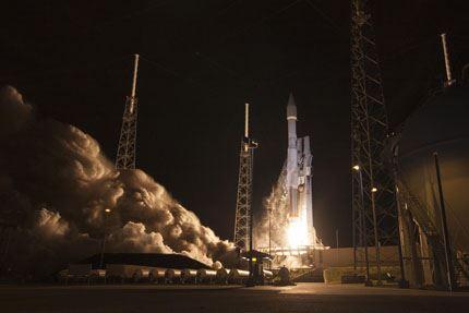 TDRS-L launch 05