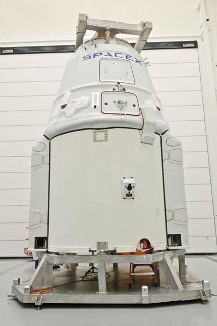 Dragon CRS-3