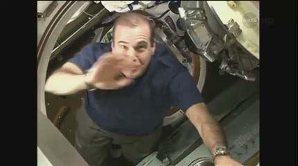 Soyuz TMA-11M regresso 03