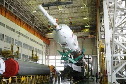 Soyuz TMA-13M 01