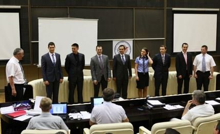Grupo de cosmonautas de 2012