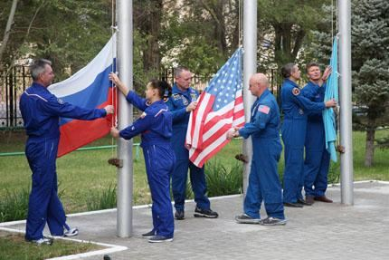 Podem flagov