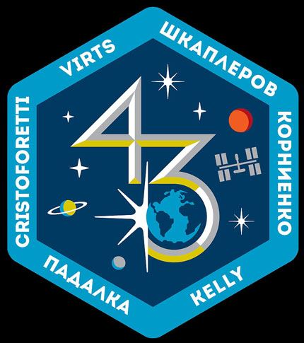 Emblema iss-43