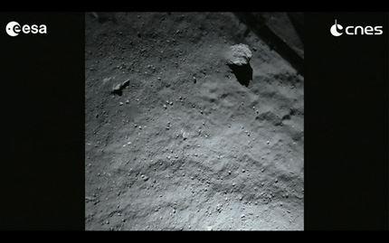 Churyomov-Gerasimenko Philae 01