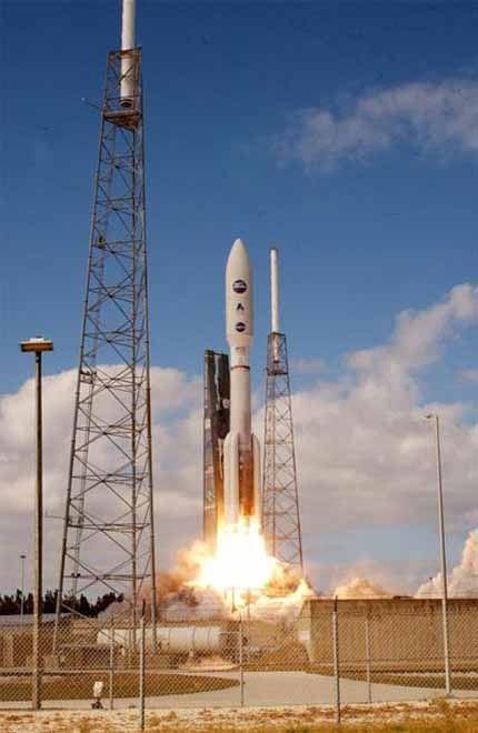 New Horizons_ lançamento