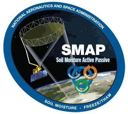 NASA SMAP Mission Patch