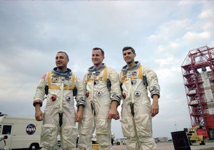 Tripulação Apollo-1