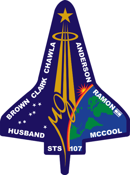 STS-107_Flight_Insignia.svg