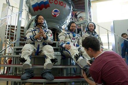Soyuz TMA-18M 8