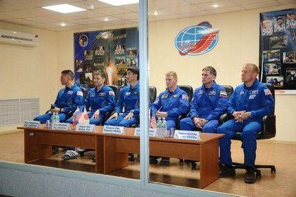 Soyuz TMA-17M 40