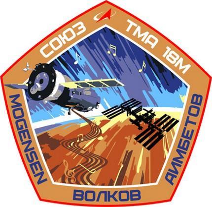 Soyuz TMA-18M 73