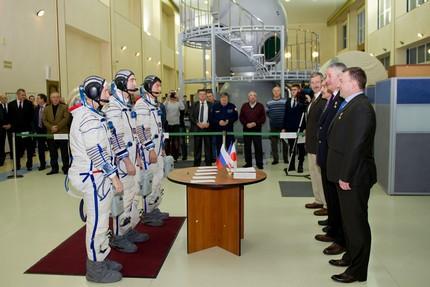 Soyuz TMA-19M 1