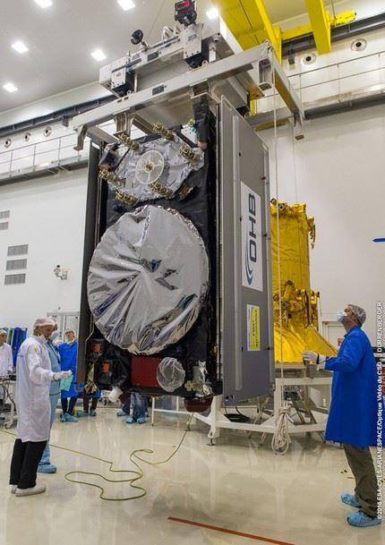 VA233 Fitcheck Galileo FOC M6 (FM07) au S1A, le 08-09-2016