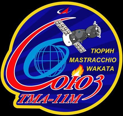 Emblema Soyuz TMA-11M