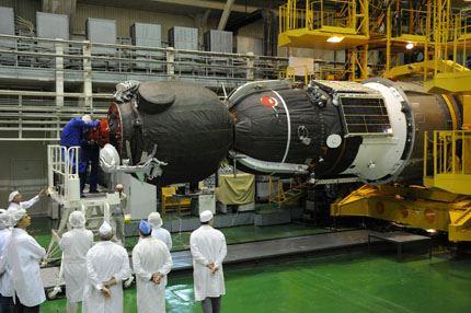 Soyuz TMA-09M 013