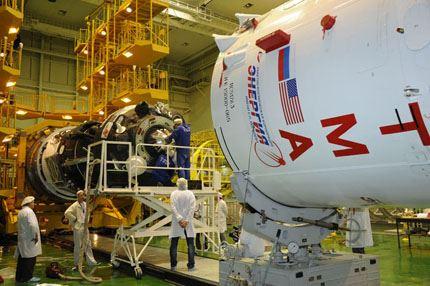 Soyuz TMA-09M 014