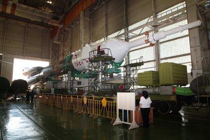 Soyuz TMA-09M