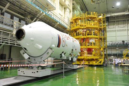 Soyuz TMA-10M 12