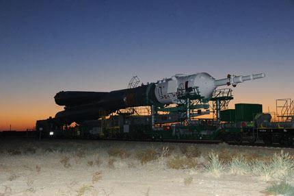 Soyuz TMA-10M 25