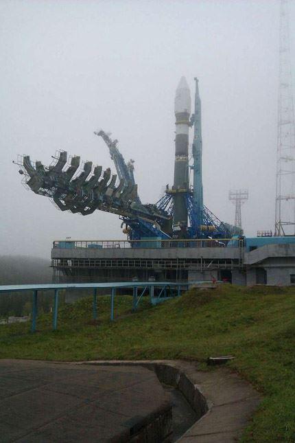 Foguetão Soyuz-2.1v