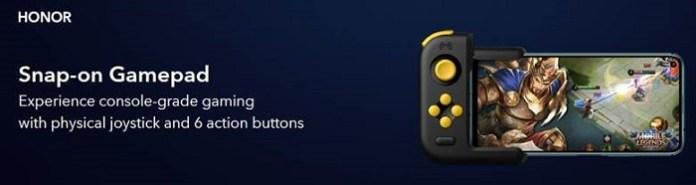 Gamescom 2019 Honor GamePad Games controller