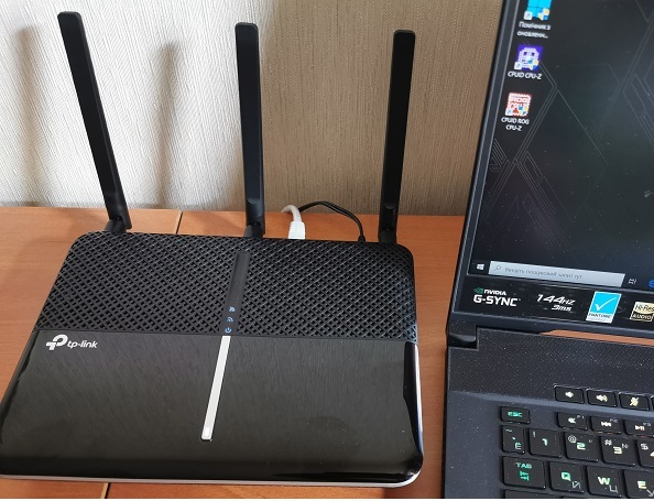 Impressions of the TP-Link Archer C2300 router