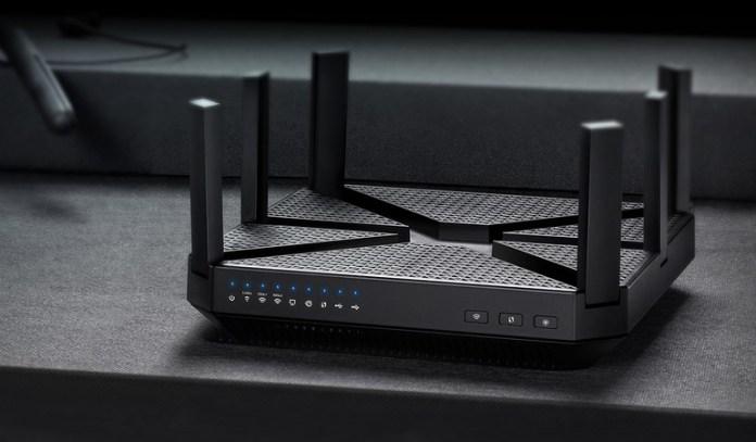 TP-Link Archer C4000 Wi-fi router