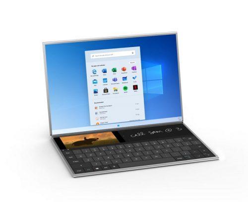foldable laptops