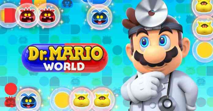 Dr. Mario World Mobile will be discontinued in the end of the year