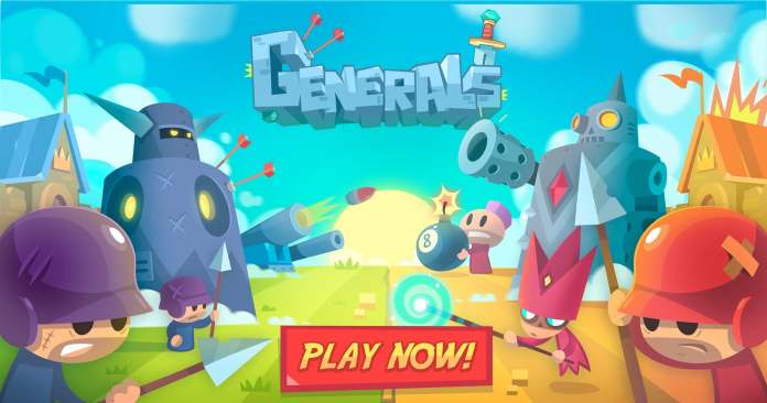 Generals Review – Finally a solid competitor for Clash of Clans