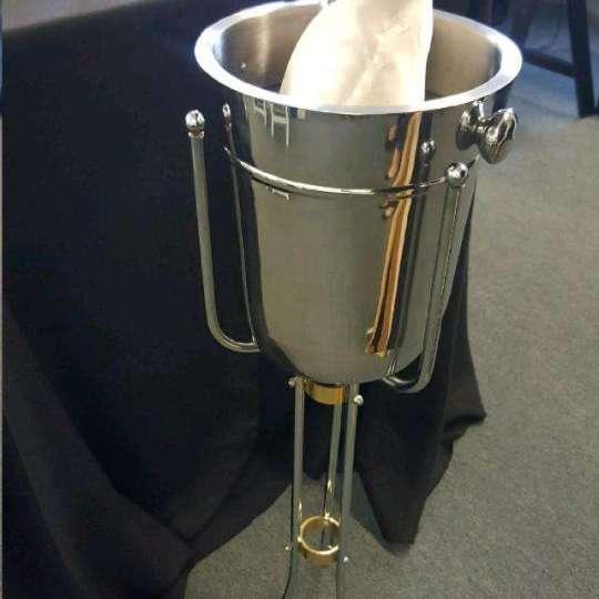 Orbit Event Rentals Silver