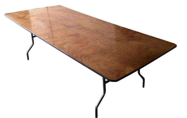 Round Table La Habra.Table 6x40 Banquet Orbit Event Rentals