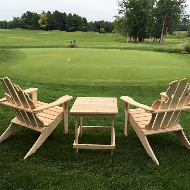 Emerald Golf Course 1