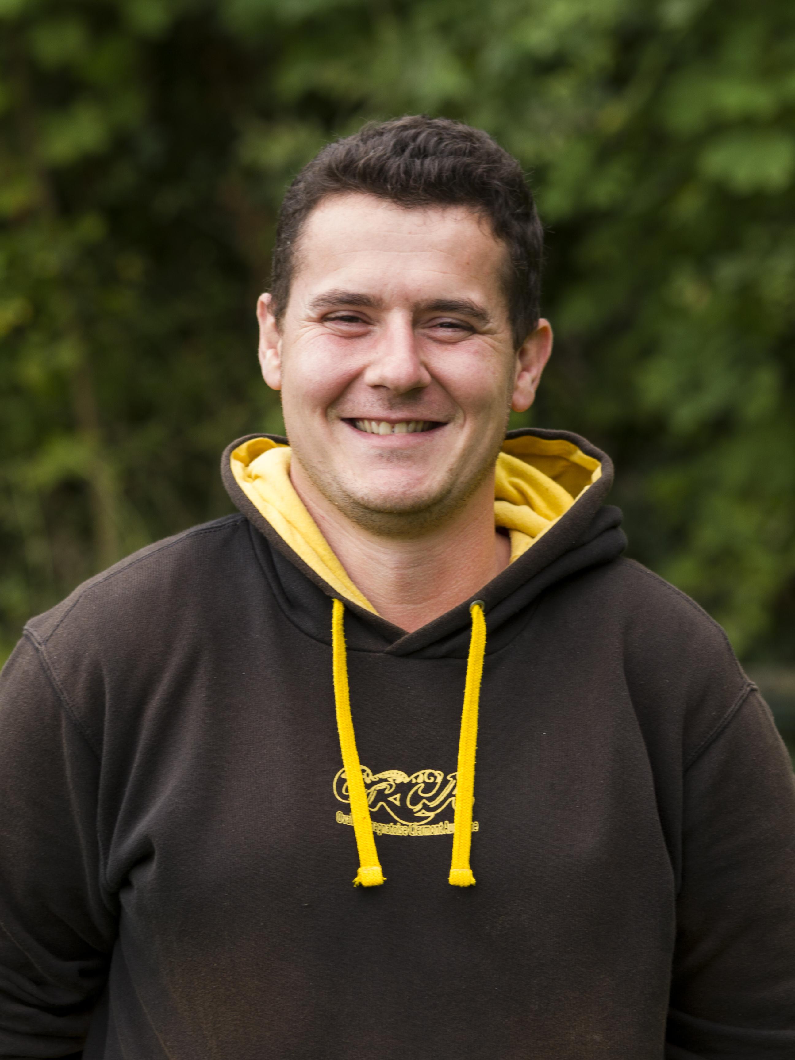 Thibaut Dumas - entraineur senior