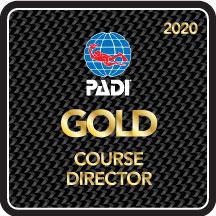 padi gold course director