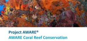 AWARE Coral Reef PADI