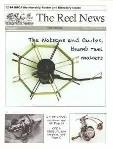 Reel News Cover - March 2014