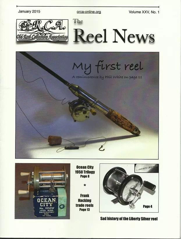 Reel News Jan 2015