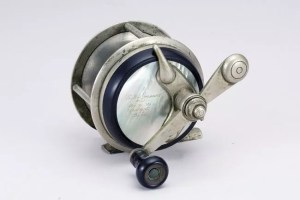 Holzmann Pearl Sided Reel