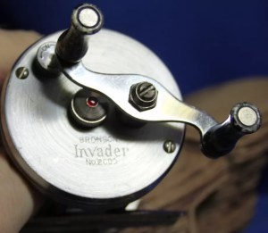 "Bronson ""Invader"" No.2600 Reel 3"